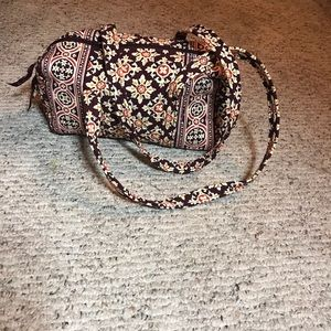 Vera Bradley  Iconic Large Cosmetics Bag